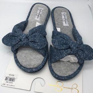 Jessica Simpson slippers size Medium (7-8)